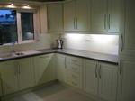 Fit new kitchen doors