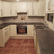 Complete kitchen refurbishment
