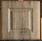 sn remo rustic vinyl wrap kitchen door