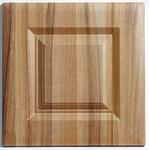 tiepolo light walnut kitchen door