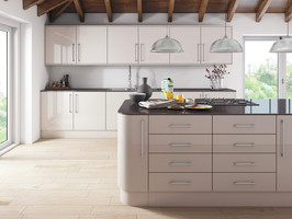 made to measure high gloss kitchen doors