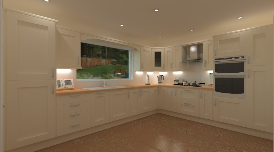 Kitchen Design And Planing